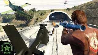 Let's Play - GTA V - Plane Insertion by Let's Play