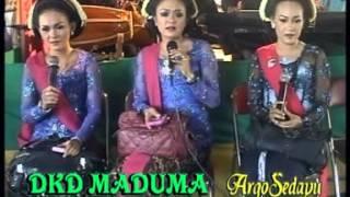Asmorondono, Rondo Kampung, Kumudo Rangsang, Cs Maduma Video