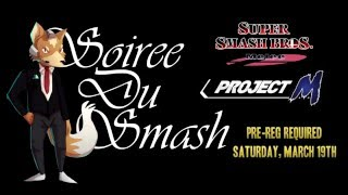 "Team Balcony Presents: ""Soiree Du Smash"", A Black Tie Formal Super Smash Brothers Event"