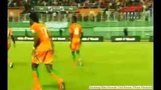Côte D'Ivoire 2-0 Tanzania World Cup 2014 Qualifying