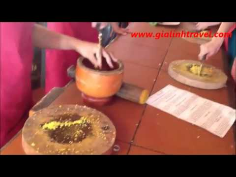Cooking School Program 1day Course - Cambodia Cuisine
