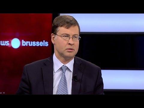 Ντομπρόβσκις: Η αξιολόγηση «κλειδί» για τη χρηματοδότηση της Ελλάδας – Στενεύει ο χρόνος