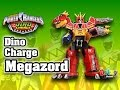 POWER RANGERS | NEW | Dino Charge Megazord Toy Unboxing By The Ditzy Channel