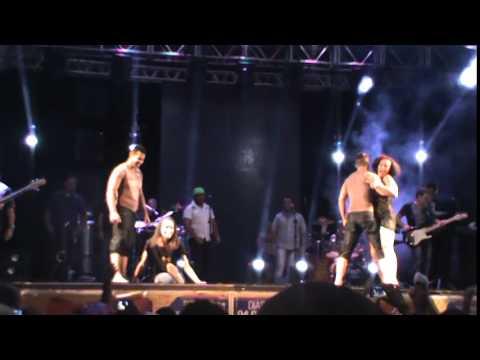 Brincadeira da dança, Cúmbia de amor - Calypso em Sebastião Laranjeira/BA