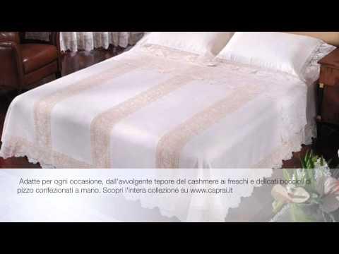 Collezione coperte per il letto Arnaldo Caprai