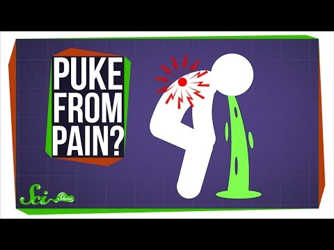 Why Can Severe Pain Make You Vomit?