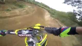 9. GoPro Chest Mount - 2016 Suzuki 450 First Ride | Josh Spinks