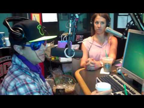 Comedian Pauly Shore on The Show