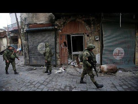 Συρία: Δαμασκός και Άγκυρα ανταγωνίζονται για την Αλ-Μπαμπ