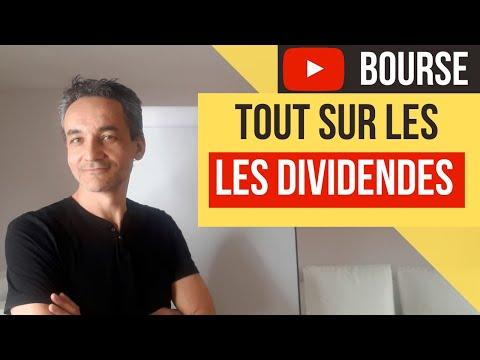 BOURSE #2 - LE DIVIDENDE EN 4 QUESTIONS видео