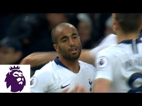 Video: Lucas Moura extends Tottenham's lead against Bournemouth | Premier League | NBC Sports