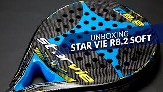 video Unboxing Pala de Padel Star Vie R8.2 Soft 2016