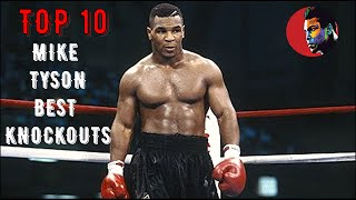10 najlepszych nokautów Tysona! Żelazny Mike wygrał przez nokaut 44 walki!