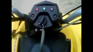 7. can am Dds250 top speed