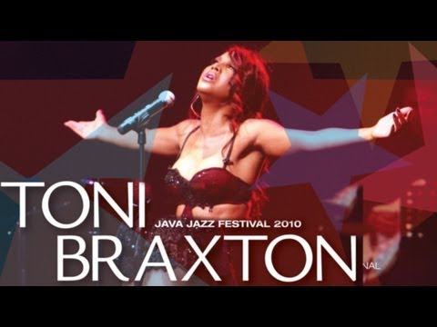 "Toni Braxton ""Unbreak My Heart"" Live at Java Jazz Festival 2010"