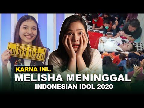 CERITA LENGKAP MELISHA SIDABUTAR MENINGGAL DUNIA, Melisa Indonesian Idol 2020