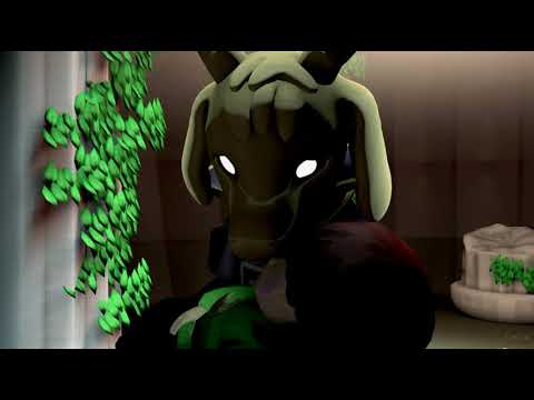 """(Short and my part5)C4D-Undertale """"Kill Or Be Killed By Fandroid"""""""