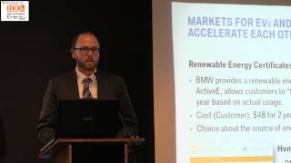 Pathways to 100% Renewable Energy - Conference, San Francisco April 16, 2013 Panel 3: Integrating 100% Renewable Energy Into the Transportation Sector Modera...