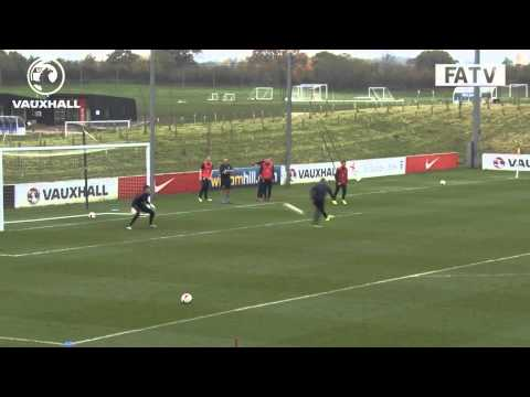 morrison - England Under-21s midfielder Ravel Morrison scored an absolute beauty in training today ahead of Tuesday's match against San Marino at Shrewsbury. Subscribe ...