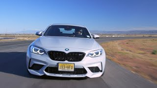 Tire Rack Hot Lap: 2019 BMW M2 Competition by Motor Trend