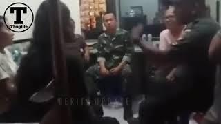 Video Begini TNI Kalau Sudah Marah, Merasa Ditantang Oleh Anak Dari Ibu Ini  TNI Datangi Rumah MP3, 3GP, MP4, WEBM, AVI, FLV Januari 2019