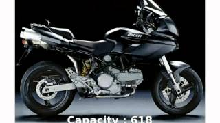 8. Ducati Multistrada 620 Dark - Details, Specification