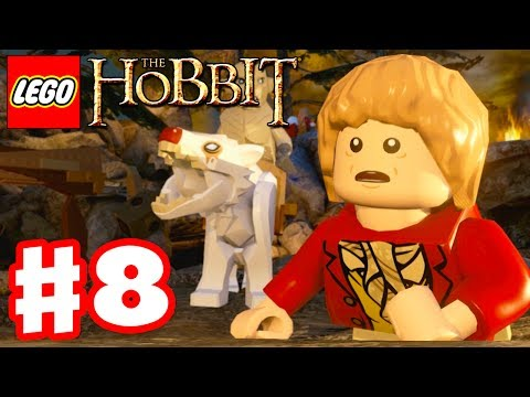 the hobbit - Thanks for every Like and Favorite! They really help! This is Part 8 of LEGO The Hobbit Gameplay Walkthrough! This game focuses on the first two Hobbit films The Hobbit: An Unexpected Journey...