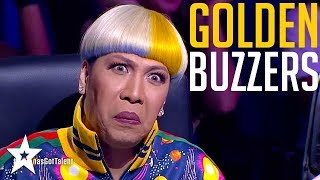 Video GOLDEN BUZZER Auditions on Pilipinas Got Talent 2018 | Got Talent Global MP3, 3GP, MP4, WEBM, AVI, FLV Maret 2019