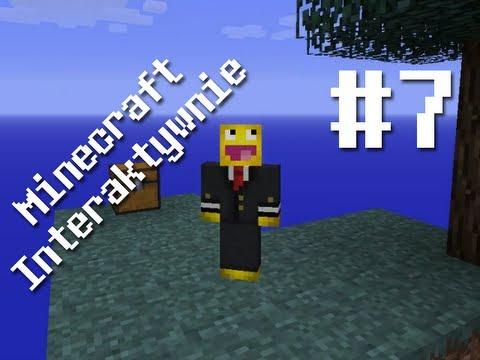 Minecraft Interaktywnie #7 - twardy konar