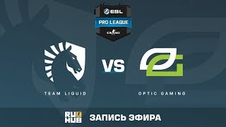 Liquid vs OpTic - ESL Pro League S6 NA - de_mirage [sleepsomewhile, MintGod]