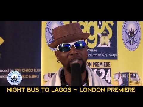 Night Bus To Lagos Highlights