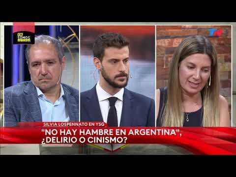 """YA SOMOS GRANDES (3/12/2020): """"No hay hambre en la Argentina"""": ¿delirio o cinismo?"""