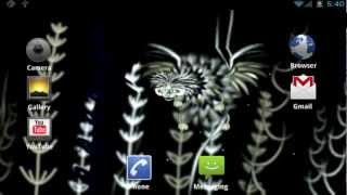 Bestiary Live Wallpaper YouTube video