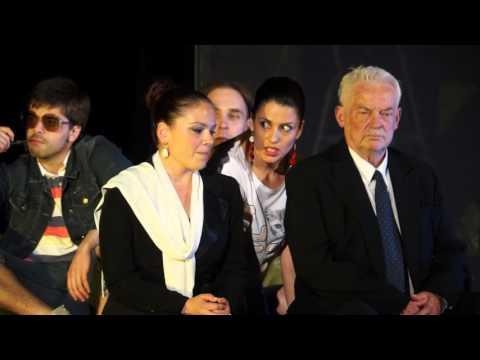 TVS: Napajedla - Začátek divadelního festivalu