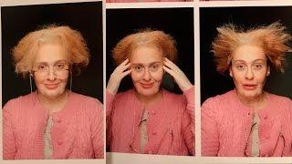 Adele se disfrazó de anciana para agradecer a todos por las felicitaciones en su cumpleaños 29, ya que parece ser que el solo hecho de acercarse a los 30 la hace sentir una mujer de tercera edad y a juzgar por las fotos, Adele a los 70 será muy  adorable y cómica, será una mujer genial.Qué le pareció a ustedes la producción?Adele baila sexy como Beyonce: https://youtu.be/J82wpnB4isA7 famosos que son fans de otras estrellas: https://youtu.be/8LdZmKNU6v0Suscribete: http://bit.ly/WanestEntFacebook http://facebook.com/WanestYTTwitter http://twitter.com/WanestYTInstagram http://instagram.com/WanestYTAdele se disfraza por su cumpleaños 29, 2017