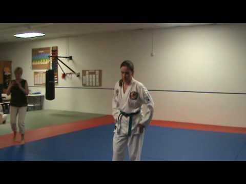 how to tie a kyuki-do belt