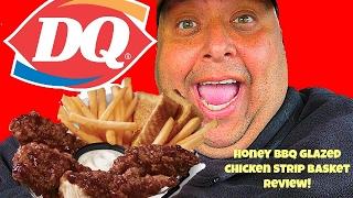 Video DQ® Honey BBQ Glazed Chicken Strip Basket Review!!! MP3, 3GP, MP4, WEBM, AVI, FLV Juli 2018