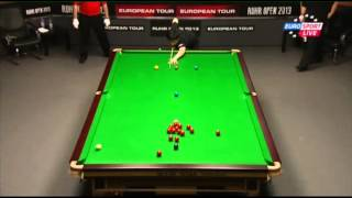 Ding Junhui - Mark Allen (Final + Ceremony) Snooker Ruhr Open 2013 ET5 - Full Match