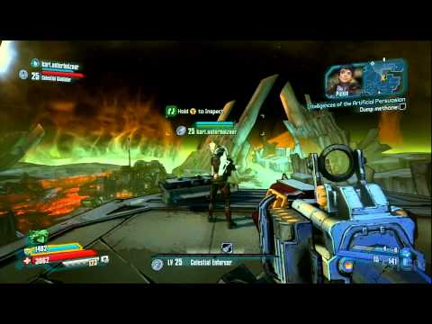 Borderlands The Pre-Sequel гейплей