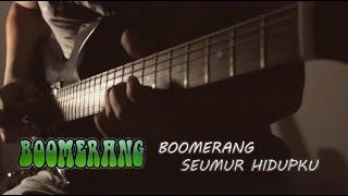 Boomerang - Seumur Hidupku Solo (guitar cover)