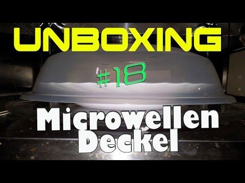 UnBoXinG 🎁 #18 ( Mikrowellendeckel )(German)