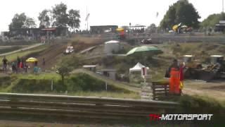 Autocross Mölln September 2014 Klasse 9 / 1.Vorlauf
