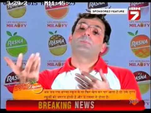 Interesting facts of Rasna & the making of the Rasna-Akki TVC