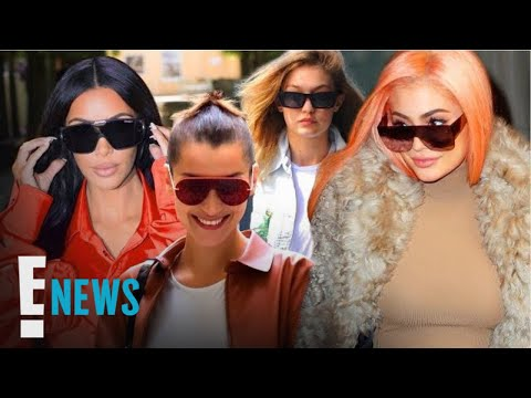 Celebs Are Now Obsessed With Sporty Shades | E! News