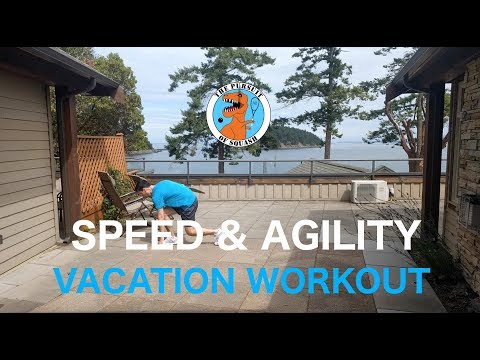 Vacation Workout - Speed & Agility