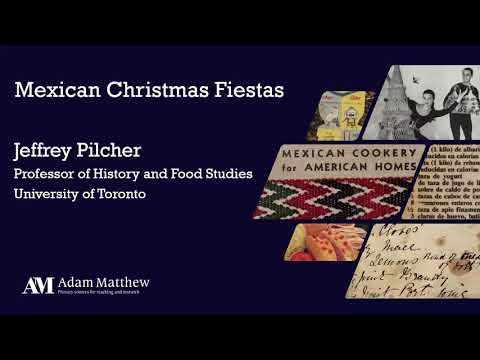 Mexican Food History Across the Holiday Season