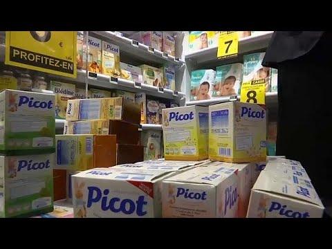 Salmonellen in Babynahrung: Schwere Vorwürfe gegen  ...