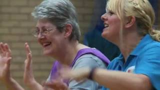 Walking Netball - What is Walking Netball?