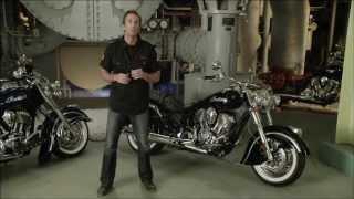 7. Indian Motorcycle —  A Closer Look at the 2014 Chief Classic, official