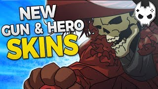 Overwatch new weapon skins? and reaper skin #overwatch💙 Get COOL rewards and support the channel! https://www.patreon.com/blamethecontroller🔹 Check out more TOP 5, Tips, and Guides below 🔹Hey! Hit that Like button and leave a comment!● Subscribe - http://bit.ly/SubscribeBTC ● TwitchTV - http://www.twitch.tv/blamethecontroller● Twitter - http://twitter.com/BlameTC● Instagram - http://instagram.com/blamethecontroller● Facebook - http://www.facebook.com/BlameTheController● Discord Server - https://discord.gg/blamethecontroller♦♦  T-SHIRT  SHOP ♦♦http://blamethecontroller.spreadshirt.com/♦ Send me FanmailBTC  P.O. Box 97Spring, TX 77383🔸 Doomfist Ability Breakdown https://www.youtube.com/watch?v=dR9L4nmWoQc🔸 Doomfist Mythbusting https://www.youtube.com/watch?v=CtrasJIHMY4🔸 Doomfist All Skins https://www.youtube.com/watch?v=G3ANkZUyHOg🔸 Doomfist Gameplay Part 1 https://www.youtube.com/watch?v=2B4karTWAL0🔸 Doomfist Gameplay Part 2 https://www.youtube.com/watch?v=rhyT6ZKSygY🔸 ORISA TOP 10 Tips: https://www.youtube.com/watch?v=Ch_ZbAqjca8🔸 TOP 5 TIPS and Tricks:  https://www.youtube.com/watch?v=3dEIQ6qrH1g🔸 TOP 5 TIPS for TEAMWORK: https://www.youtube.com/watch?v=0pseL1QkMGs🔸 TOP 5 TIPS for HERO PICKS:  https://www.youtube.com/watch?v=RFTzCy6u11M🔸 TOP 5 TIPS for IMPROVING AIM: https://www.youtube.com/watch?v=71fehVACdyc 🔸 TOP 5 TIPS FOR CUSTOMIZATION: https://www.youtube.com/watch?v=ps8bZ_FjHBM🔸 TOP 5 Best Teams for 3v3 https://www.youtube.com/watch?v=2cYk-Gdeabc🔸 Sombra Top 10 Tips: https://www.youtube.com/watch?v=BIW-gudOn18🔸 Overwatch Mythbusters - Sombra Teleporting: https://www.youtube.com/watch?v=JWHmukikcSQ🔸 Overwatch Mythbusters - Sombra Invisibility: https://www.youtube.com/watch?v=hHDYCIb70fQ🔸 Overwatch Mythbusters - Sombra Hack and EMP: https://www.youtube.com/watch?v=b_y8X4ORSjM🔸 How to Win 1v1 Guide - Offense Heroes https://www.youtube.com/watch?v=CS9vPAH8L9Y🔸 How to Win 1v1 Guide - Defense Heroes https://www.youtube.com/watch?v=taxBk4YQKlU🔸 How to Win 1v1 Guid